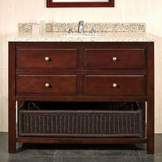 Create Photo Gallery For Website View the Miseno MVDA Free Standing Vanity Set with Cabinet Granite Vanity Top