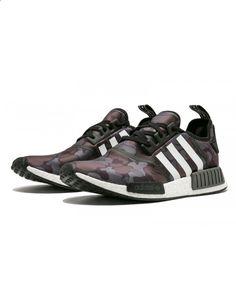 buy online be111 12bdd Bape X Adidas NMD R1 Black Camo Adidas Nmd R1 Pink, Cheap Adidas Nmd,