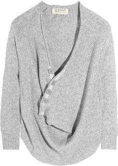 ShopStyle: TEXTILE Elizabeth and James Wool-blend sweater