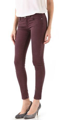 Paige Verdugo Ultra Skinny Jeans in Pollock.