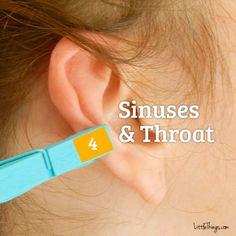 Pone una pinza de ropa en su oreja por un motivo BRILLANTE. ¿Lo has probado? - Conocer Salud
