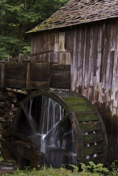 Cable Mill in Cades Cove | John P. Cable built his grist mil… | Flickr