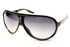 """A144 Folding Foldable Turbo Aviator Sunglasses Mens Womens (black/yellow, gradient) Aviator. $9.95. plastic frame. FREE U.S Domestic shipping on any 2 pairs with code: CZNLDGR4. Lens width: - . plastic lens. Overall  Size: Width x Height   5  5/8"""" x 2  1/4"""" (14cm x 5,5cm). non-polarized"""