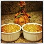 Skinny Eatz - Baked Pumpkin Oatmeal - The Kitchen Table - The Eat-Clean Diet®