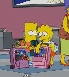 The Girls' Guide to Comic-Con 2012: The Simpsons #SDCC