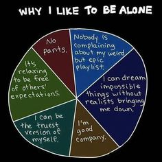 Love this pie chart it's most accurate thing I've seen in awhile!