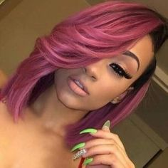 50 Sensational Bob Hairstyles for Black Women - Women Hairstyles 50 Sensational Bob Hairstyles for Black Women Short Bob Hairstyles, African Hairstyles, Weave Hairstyles, Black Hairstyles, Low Haircuts, Hairstyles Pictures, Hairstyles 2018, Afro Hair Style, Curly Hair Styles