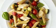 Pasta on a diet? We'll take it. Grab the recipe here.