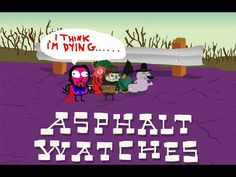 "Master Presentations: ""Asphalt Watches"" (REMASTERED)"