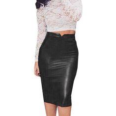 Treat yourself with Women High Waist ... Check it out here! http://lestyleparfait.co.ke/products/women-high-waist-classic-faux-leather-skirt-chic-slim-bodycon-pencil-skirts?utm_campaign=social_autopilot&utm_source=pin&utm_medium=pin #onlineshoppingkenya #fashionkenya #style #kenyafashion