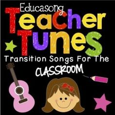 An album of transition songs for the classroom.