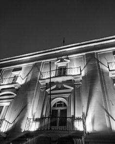 #building #architecture #bandw #blackandwhite #blackandwhitephotography #monochrome #Cartagena #Spain