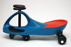 Plasma Car Blue And Red Outdoor Fun Kids NEW  #Winther