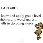 4th Grade Common Core Reading--Student Friendly--Monkey ClipartStudent Friendly LanguageIncludes: Reading Foundational, Reading Informational, ...
