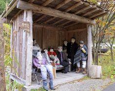 Special News जापान के कई गांवों में फ़ैल रहा है सन्नाटा.