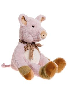 Charlie Bears 2016 Downtown Piggie Bearhouse