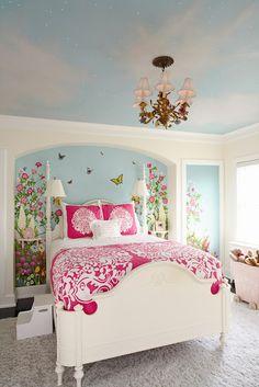 Vintage Bedroom Ideas for Teenage Girls   Dream Vintage Bedroom Ideas For Teenage Girls - Decoholic Interior ...