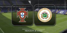 Portugal vs Latvia Highlights and Full Match Competition: WC Qualification Europe Date: 13 November 2016 Stadium: Estádio Do Algarve (São João da Venda)