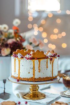 Most Delicious Recipe, Christmas Inspiration, Vanilla Cake, Tiramisu, Panna Cotta, Cheesecake, December, Xmas, Yummy Food