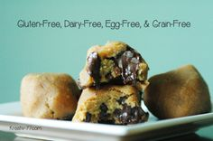 Chocolate chip Cookies Bites by Kreative 77  ~ shared at Brag About It Link Party on VMG206 (Monday's at Midnight). #bragaboutit