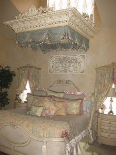 You searched for Diy Bed Crown Canopy - This Home Designs Ideas Shabby Chic Moderne, Modern Shabby Chic, Shabby Chic Bedrooms, Shabby Chic Homes, Shabby Chic Furniture, Shabby Chic Decor, Vintage Furniture, Shabby Cottage, Industrial Furniture