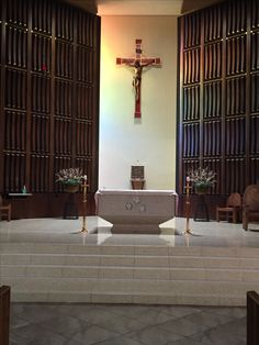 Assumption Church, Lent, Creative, Room, Furniture, Home Decor, Homemade Home Decor, Rooms, Home Furnishings