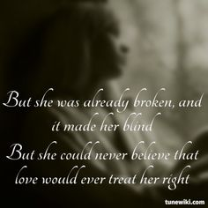 """To every girl   -- #LyricArt for """"Fall"""" by Justin Bieber"""