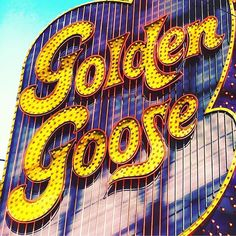 ‪A couple of G's on the Golden Goose Casino signage for #FontSunday ‪@designmuseum @playtype . . #signs #signage #font #design #type #typography #architecture #art #streetart  #letters #lettering #nothingisordinary #inspiration #branding #casino #vegas #fremontstreet #goldengoose #photography #streetphotography #vintage #retro #americana #america #sunday #instagood #picoftheday