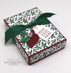 Blog Hop inspireINK – Weihnachten – mit Produkten von Stampin' Up!