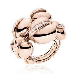 Rosamaria G Frangini | High Golden Jewellery | De Grisogono, Conchiglietta Collection
