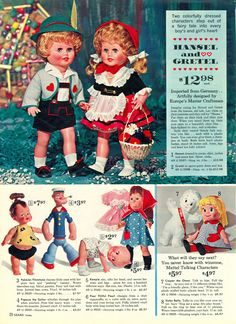 FilePhoto0020 | File Photo Digital Archive | Flickr Christmas Catalogs, Christmas Books, Pebbles Flintstone, Vintage Messenger Bag, Digital Archives, Kewpie, Hello Dolly, Tv Commercials, Vintage Magazines