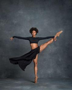 Jenelle Figgins, Dance Theatre of Harlem, NYC Dance Project.