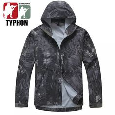 TYPHON Waterproof Windproof HARDSHELL Tactical Jacket Kryptek TAD SPECIAL OPS in Clothing, Shoes & Accessories, Men's Clothing, Coats & Jackets | eBay