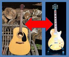 Welche Gitarre für Anfänger? Akustik, oder doch E-Gitarre?