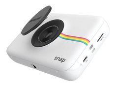PolaroidSnap_03. Wired.com Polaroid's instant camera doesn't need ink