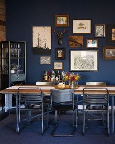 Ready for your next diner party? Photo from #effortlesschic