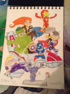 Dessin marvel Baseball Cards, Drawings, Cover, Art, Marvel Drawings, Sketches, Craft Art, Sketch, Slipcovers