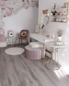 Inspirational ideas about Interior Interior Design and Home Decorating Style for Living Room Bedroom Kitchen and the entire home. Curated selection of home decor products. Living Room Bedroom, Home Decor Bedroom, Living Room Decor, Living Rooms, Design Bedroom, Cute Bedroom Ideas, Cute Room Decor, Bohemian House, Bohemian Living