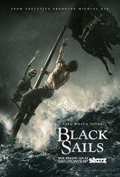Black Sails | 3. Sezon | Tüm Bölümler | HDTV x264