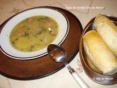 Aprenda a preparar a receita de Sopa de ervilha by Neneli