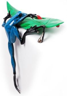 frog by Tim Cotterill - Fair Masters - handmade, handmade