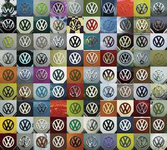 Vw - Volkswagen bagde - emblem - logo - art - For the love of a Volkswagen.would make an awesome quilt! Vw T1, Volkswagen Logo, Combi Ww, Vw Logo, Transporter T3, Vw Vintage, Vw Cars, Vw Beetles, Beetle Bug