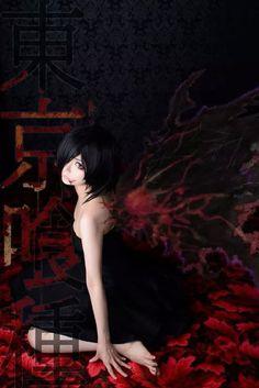 Cosplay | Tokyo Ghoul - Kirishima Touka
