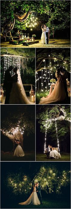 122 Best Enchanted Forest Wedding Ideas You'll Want To Steal Romantic Wedding Shots with Light String Greenery Wedding enchanted forest wedding ideas Wedding Ceremony Ideas, Outdoor Wedding Venues, Wedding Photos, Ceremony Arch, Arch Wedding, Wedding Pins, Outdoor Ceremony, Enchanted Forest Wedding, Woodland Wedding