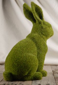 """Moss Covered 12"""" Bunny $20 each"""