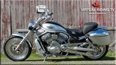 2003 HARLEY-DAVIDSON V-ROD VRSCA  This motorcycle has been ridden across Canada (2up), coast to coast, round trip. It has gone through extreme riding & weather conditions & has proven to be an excellent long distance touring bike. more at http://www.vridetv.com/motorcycle.html