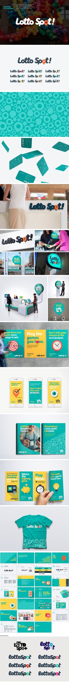 Brand, Logo, Identity and Visual Language for Western Canada Lottery Corporation