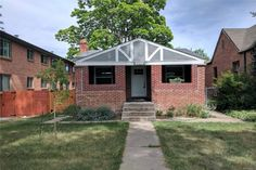 1514 Fairfax St, Denver, CO 80220 - Discover Realty South Park, Denver, Bungalow, Brick, Shed, Outdoor Structures, Cabin, House Styles, Home