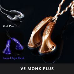 Electrónica de riesgo VE MONJE Plus auriculares (Todavía 5 DOLLAR)