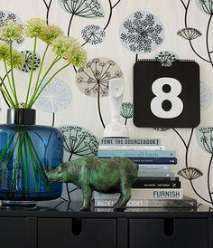 Eco Wallpaper - tapet, tapeter med trendig design